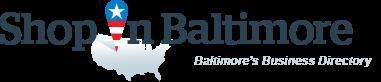 ShopInBaltimore. Business directory of Baltimore - logo